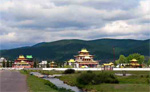 Celebrating 78th birthday of His Holiness Dalai Lama in Buryatia