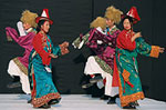 Songs and Dances of the Tibetan plateau